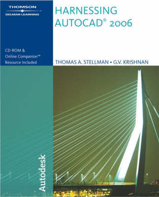 Harnessing Autocad by G.V. Krishnan image