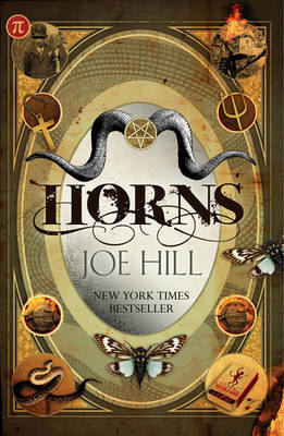 Horns by Joe Hill image
