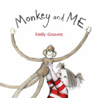Monkey and Me by Emily Gravett image