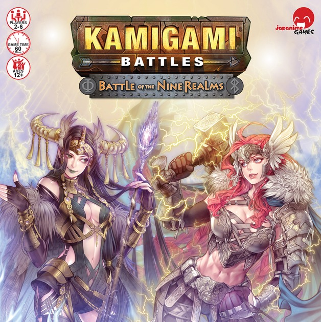 Kamigami Battles: Battle of the Nine Realms - Card Game