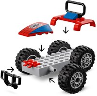 LEGO Super Heroes - Spider-Man Car Chase (76133) image