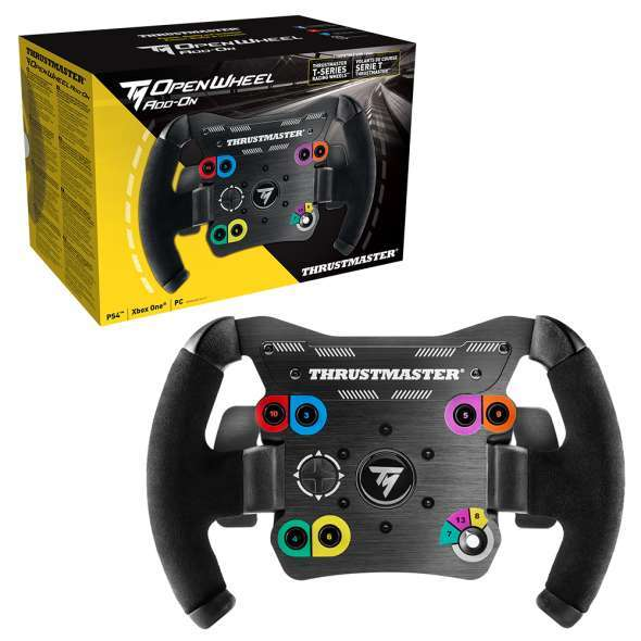 Thrustmaster Open Wheel Add On   PS4   On Sale Now   at