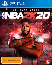 NBA 2K20 for PS4