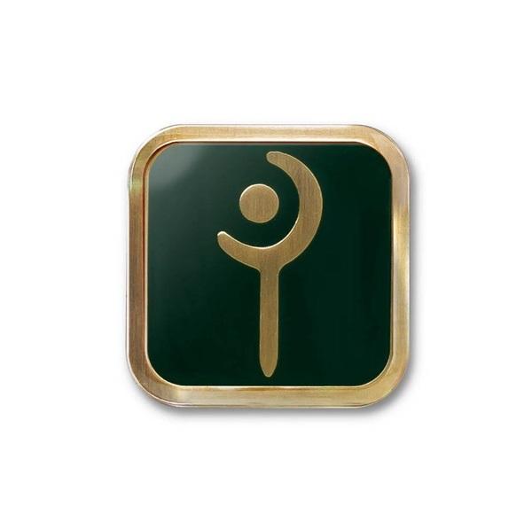 Final Fantasy XIV: White Mage (WHM) - Job Icon Pin