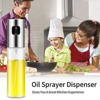 Glass Cooking Oil Spray Dispenser
