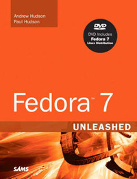 Fedora 7 Unleashed by Andrew Hudson image