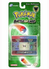 Pokemon Battle: Iron Defense (e-Reader) for Game Boy Advance
