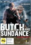 Butch & Sundance: The Early Days DVD