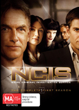 NCIS - Complete Season 1 (6 Disc Box Set) on DVD
