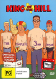 King Of The Hill - Complete Season 3 (4 Disc Set) on DVD