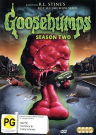 Goosebumps - Season 2 on DVD