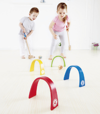 Hape: Colour Croquet