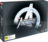 Avengers Earth's Mightiest Heroes Season 2 Collector's Set (Limited Release) (4 Disc Set) DVD