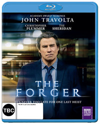 The Forger on Blu-ray