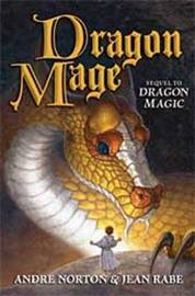 Dragon Mage by Andre Norton image