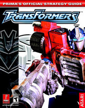 Transformers - Prima Official Guide for PlayStation 2