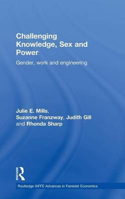 Challenging Knowledge, Sex and Power by Julie E. Mills image