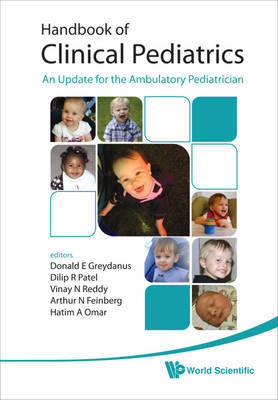 Handbook Of Clinical Pediatrics: An Update For The Ambulatory Pediatrician image