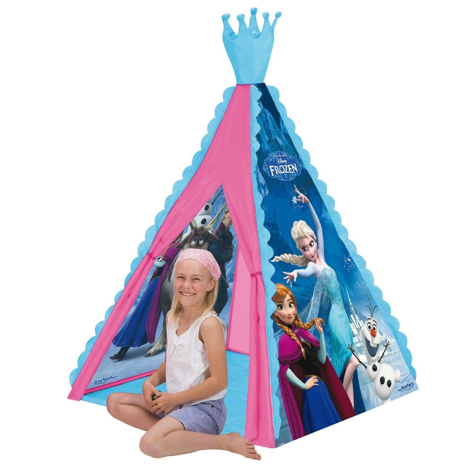 new product 60b12 e26ad Frozen Castle Tent