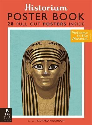 Historium Poster Book by Richard Wilkinson