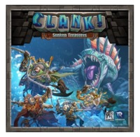 Clank!: Sunken Treasures - Game Expansion image
