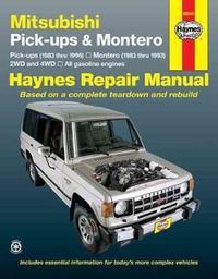 Mitsubishi Pick-Up & Montero (83 - 96) by Larry Warren