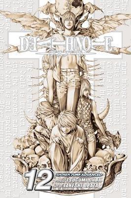 Death Note: v. 12 by Tsugumi Ohba