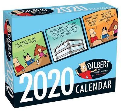 Dilbert 2020 Day-to-Day Calendar by Scott Adams