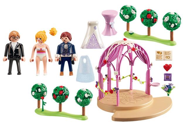 Playmobil: City Life - Wedding Ceremony (9229)
