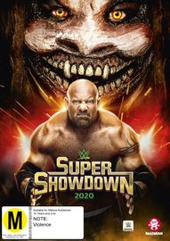WWE: Super Show-Down 2020 on DVD image