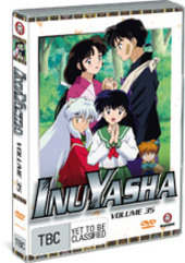 InuYasha - Vol. 35 on DVD