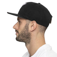 BLACKCAPS Replica T20 Snapback Cap (One Size Fits Most)