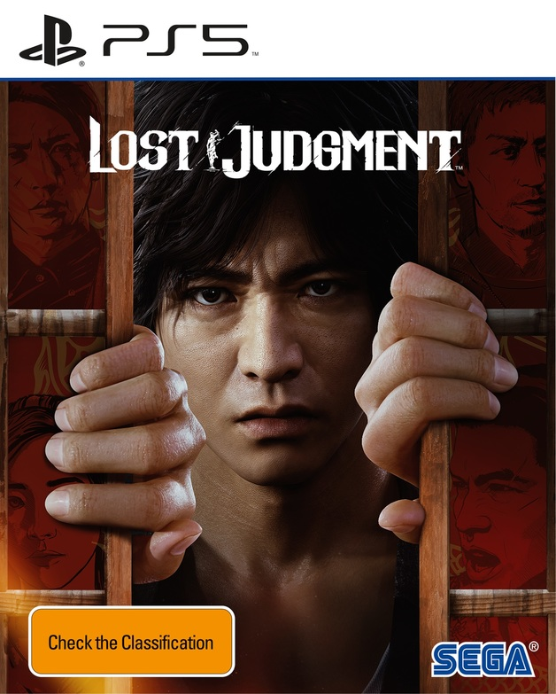 Lost Judgment for PS5