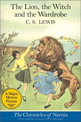 The Lion, the Witch, and the Wardrobe (Collector's Edition) by C.S Lewis image