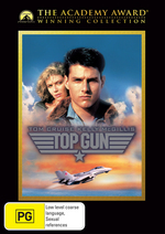 Top Gun - Special Edition (Academy Gold Collection) (2 Disc Set) on DVD