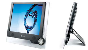 "AG Neovo Monitor LCD 17"" TFT M-17 Black image"