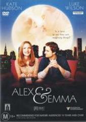 Alex And Emma on DVD