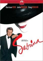 Sabrina on DVD