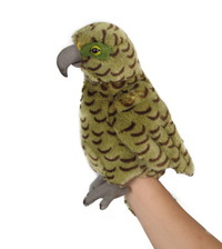 Kea Puppet With Sound (30cm)