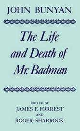 The Life and Death of Mr Badman by John Bunyan ) image