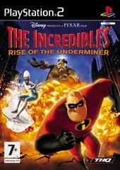 The Incredibles: Rise of the Underminer for PlayStation 2