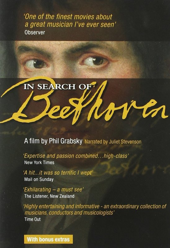 In Search Of Beethoven on DVD