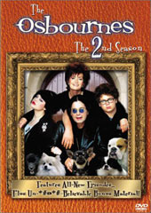 Osbournes, The - The Second Season on DVD