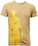 Uncharted 4 Nathan Drake Map T-Shirt (XX-Large)