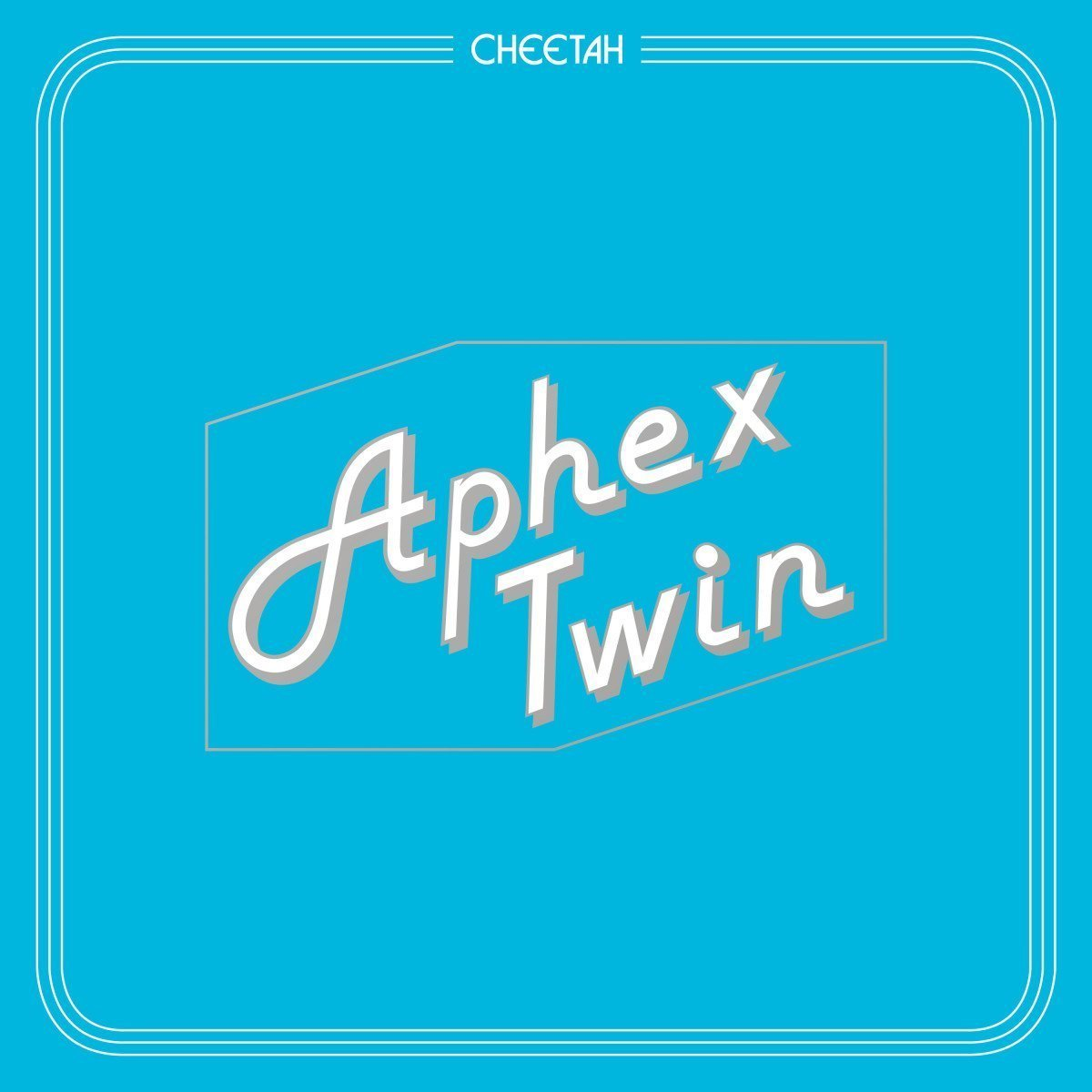 Cheetah EP by Aphex Twin image