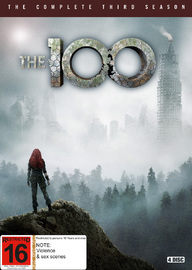The 100 - The Complete Third Season DVD