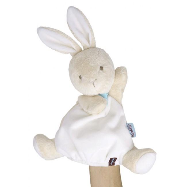 Kaloo: Rabbit Comforter/Puppet image