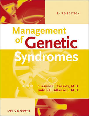 Management of Genetic Syndromes by Suzanne B. Cassidy image