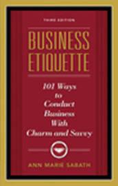Business Etiquette by Ann Marie Sabath