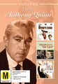 Anthony Quinn - Triple Pack on DVD
